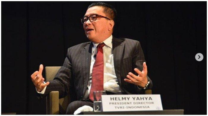 Dicopot dari Dirut TVRI, Helmy Yahya: Dewan Pengawas Cacat Hukum
