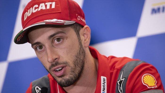 Andrea Dovizioso Dikabarkan Sedang Didekati Ducati Agar Tetap Bertahan