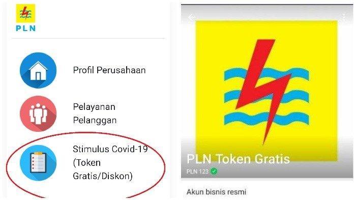 Cara Klaim Token Listrik Gratis PLN, Login www.pln.co.id atau WhatsApp ke 08122-123-123