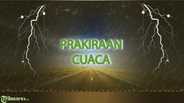 Prakiraan Cuaca Jabodetabek dan 33 Kota Besok, Rabu15 Januari 2020: Jaksel & Jaktim Hujan Petir