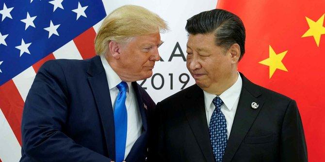Perang Dingin Antara China dan AS, Akankah Terjadi?