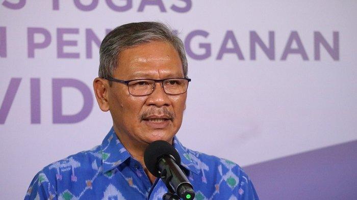 Tercatat 40.778 ODP dan 13.359 PDP Terkait Covid-19 di Indonesia Per 2 Juli